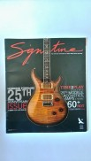 Signature - Looking Forward 25th Anniversary Issue - Hudobný Magazín SKLADOM JIMMYMARKET SENICA