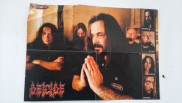 SPARK Deicide - Made in USA Plagát