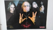 SPARK Celtic Frost - Tarja - Made in USA Plagát