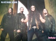 Hard Rocker Kataklysm - Made in USA Plagát