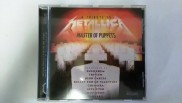 CD Tribute to Master of Puppets
