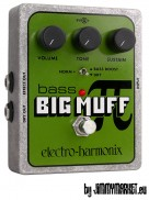 Electro Harmonix Bass Big Muff Pi Distortion Pedál