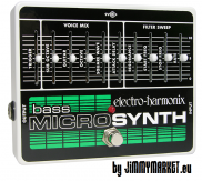 Electro Harmonix Bass Micro Synthesizer Analógový Syntezátor