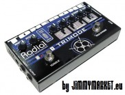 Radial Tonebone Trimode Lampový Distortion/Overdrive Pedál