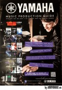 Yamaha Music Production Guide Plagát - SKLADOM JIMMYMARKET SENICA