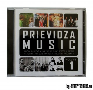 CD Prievidza Music Volume 1 - JIMMYMARKET SENICA