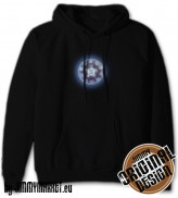 Mikina Iron Man Arc Reactor Black