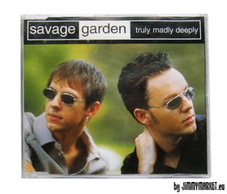 CD Savage Garden - Truly Madly Deeply - SKLADOM JIMMYMARKET SENICA