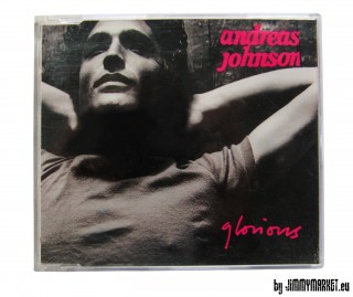 CD Andreas Johnson - Glorious - SKLADOM JIMMYMARKET SENICA