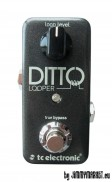 TC Electronic Ditto Looper Pedál - JIMMYMARKET SENICA