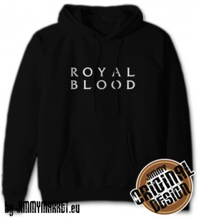 Mikina Royal Blood Black - JIMMYMARKET SENICA