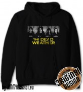 Mikina The Dead Weather The Group Black - JIMMYMARKET SENICA