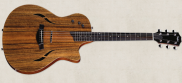 Taylor Guitars T5-X Hybrid Electric Guitar Ovangkol