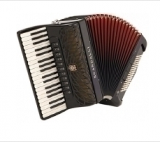 Scandalli Air I Piccolo - Double Octave
