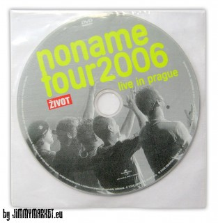 DvD NoName Tour 2006 (Live in Prague) - SKLADOM JIMMYMARKET SENICA