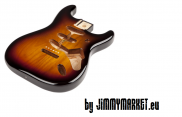 Fender Stratocaster Body (Vintage Bridge) - 3 Color Sunburst-SKLADOM JIMMYMARKET
