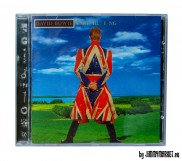 CD David Bowie - Earthling - SKLADOM JIMMYMARKET SENICA