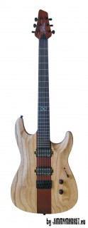 Chapman Guitars ML1 RS Rob Scallon Natural kvalita z JIMMY MARKET TU!
