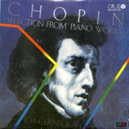 Nová LP Chopin - Selection from piano works-SKLADOM JIMMY MARKET SENICA