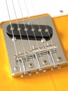 JIMMY PARTS - KOBYLKA TELECASTER CHROME - SKLADOM JIMMY MARKET SENICA