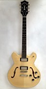 GUILD STARFIRE IV ST FLAMED MAPLE NATURAL