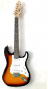 ABX GUITARS STRATOCASTER 3x Single - SKLADOM JIMMY MARKET SENICA
