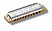 Hohner Marine Band Deluxe A-major - JIMMYMARKET SENICA
