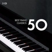 SKLADOM 50 Best Piano Classics 3CD