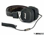 Marshall Slúchadlá Major Black Phones - SKLADOM JIMMYMARKET Professional Music Store SENICA