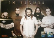 Plagát In Flames / Hate Eternal