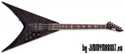 ESP LTD V-401 FM See Thru Black