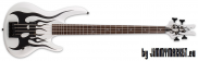 ESP LTD FL-204 Snow White