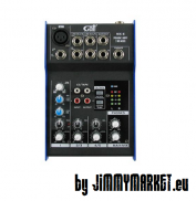 GATT AUDIO /MIXING CONSOLE / MX- 05