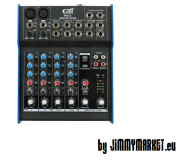 MX-6 Gatt Audio mixing console 6 channels