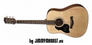 Richwood D-40L Dreadnought Master Series Natural Ľavoruká