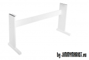 ORLA Stage Piano Series stand for STAGE STARTER/STUDIO/CONCERT white satin