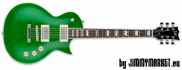 ESP LTD EC-256 FM STG See Thru Green