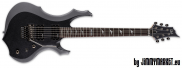 ESP LTD F-200 FR CHM Charcoal Metallic