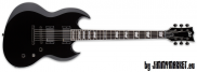 ESP LTD Viper-401 BLK Black