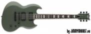 ESP LTD Viper-401 MGS Military Green Satin