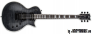 ESP LTD Deluxe EC-1000 Evertune FM STBLK See Thru Black