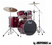 Bicie PEARL Export EXX725 - Wine Red