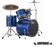 Bicie PEARL Export EXX725S - Electric Blue Sparkle