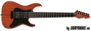 ESP LTD Signature AW-7B PBS Padauk Brown Satin Alex Wade 7-Strunová Baritónová