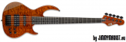 ESP LTD Signature BB-1005 BOR Burnt Orange Bunny Brunel 5-Strunová