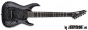 ESP LTD Signature BUZ-7 STBLK See Thru Black Buz McGrath 7-Strunová