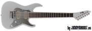 ESP LTD Signature KS M-7 Evertune MS Metallic Silver Ken Susi 7-Strunová