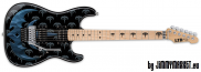 ESP LTD Signature MW-TRIRYCHE Michael Wilton
