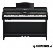 Yamaha CVP 701 Polished Ebony