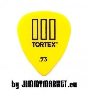 Set 12KS Trsátiek Dunlop 462P 0.73 Tortex TIII Player Pack